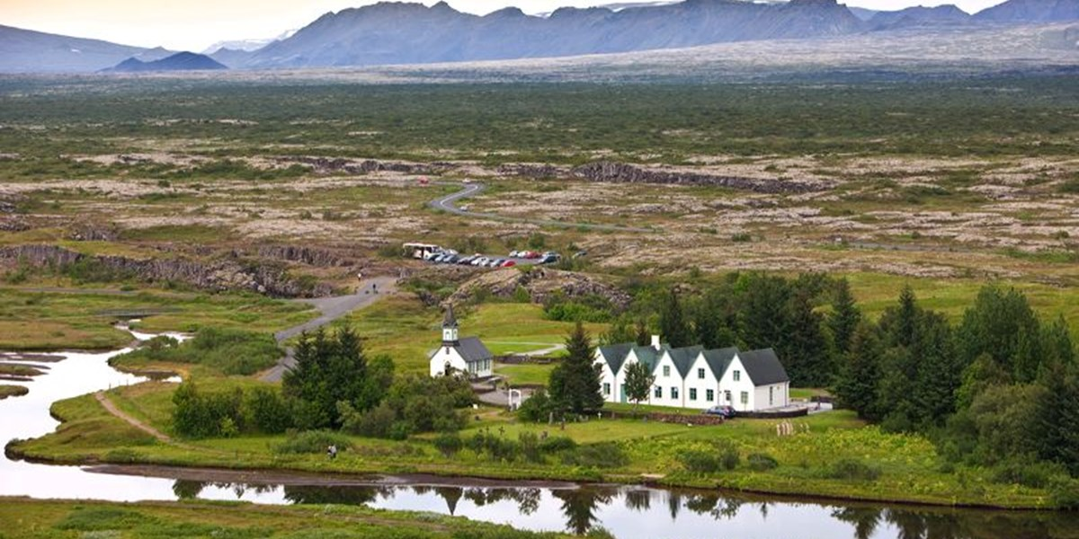 Thingvellir church